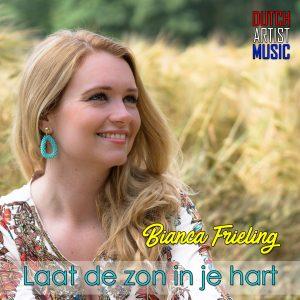 Bianca Frieling - Laat de zon in je hart HOES MEDIA