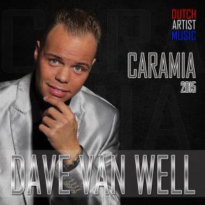 CD HOES DAVE VAN WELL CARAMIA 2015 media