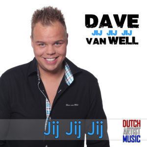 Dave van Well - Jij Jij Jij Hoes media